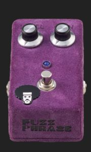 JAM PEDALS FUZZ PHRASE LIMITED EDITION