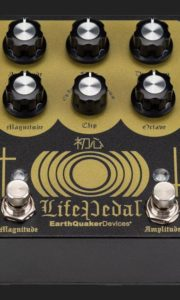 EARTHQUAKER LIFE PEDAL OCTAVE/DISTORTION LTD