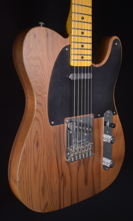 FENDER TELEBRATION 60th ANNIVERSARY OLD GROWTH REDWOOD TELECASTER