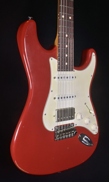 JOHN SUHR CL.ANTIQUE HSS STRAT ROASTED LIMITED EDITION