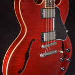 GIBSON ES 335 DOT REISSUE FLAMED 2006