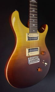 "PRS SE LTD 2020 CUSTOM 24 ""FADED"" AMBER"