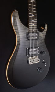 "PRS SE LTD 2020 CUSTOM 24 ""FADED"" CHARCOAL FADE"