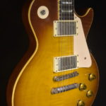 GIBSON 2014 1958 REISSUE WITH FULL HISTORIC MAKEOVER BY KIM LA FLEUR