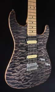 JOHN SUHR STANDARD QUILTED HSH MAPLE NECK