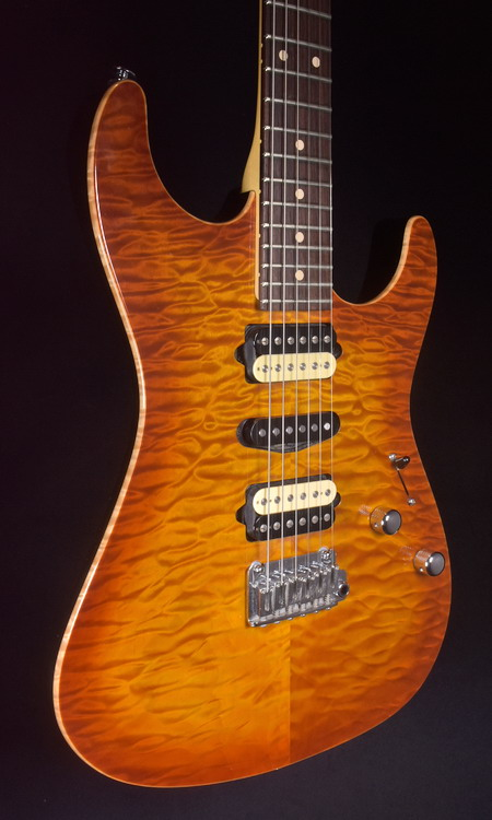 JOHN SUHR STANDARD QUILTED HSH STRAT