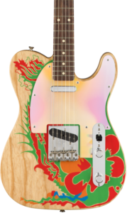 FENDER ARTIST JIMMY PAGE DRAGON TELECASTER