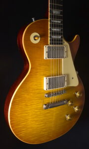 GIBSON COLLECTOR'S CHOICE # 43 MIKE RALPHS 58 LES PAUL # 80