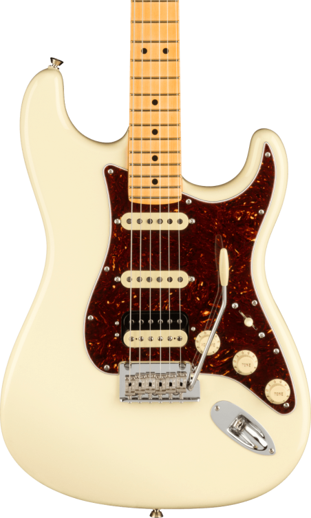 FENDER AM.PROFESSIONAL II HSS STRAT