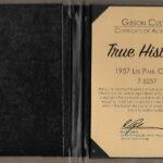 GIBSON-TRUEH-57BB-V-COA