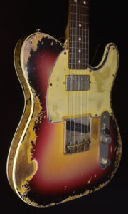 BUTTARINI TELE 60 CUSTOM