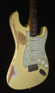C.SHOP 1962 HEAVY RELIC STRAT 2014 LTD 60th ANNIVERSARY P.WALLER MASTERBUILT