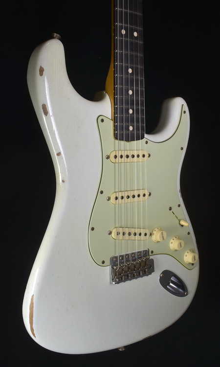 C.SHOP 2015 1963 RELIC STRATOCASTER J.CAMPOS PICKUPS