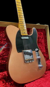 C.SHOP 2015 1952 JOURNEYMAN RELIC TELECASTER