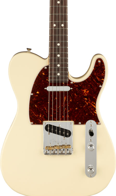FENDER AMERICAN PROFESSIONAL II TELECASTER