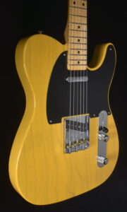 C.SHOP 2020 1952 TELECASTER NOS JASON SMITH MASTERBUILT