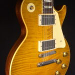GIBSON TRUE HISTORIC 1958 LES PAUL FLAMED 2015