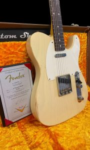 C.SHOP 2021 LATE 1959  RELIC TELECASTER KYLE MCMILLIN